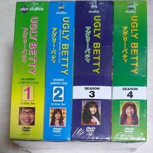アグリー・ベティ コンパクト BOX 全巻セット DVD / 海外ドラマ アグリ