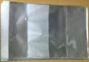 透明ブックカバー100枚(少年少女コミックサイズ)