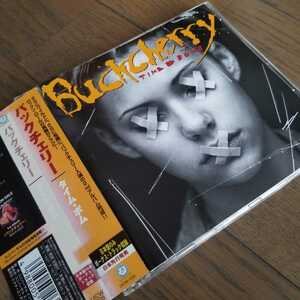 ★BUCKCHERRY「TIME BOMB」国内盤帯付きCD バックチェリー 2ndアルバム アメリカンハードロック