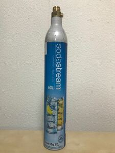 ソーダストリーム 純正ガスシリンダー60L 超満タン