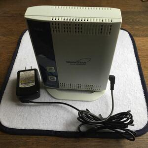 ワイヤレスブロードバンドルーター NEC Aterm WR8300N wifi