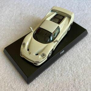 京商 フェラーリ F50 ホワイト