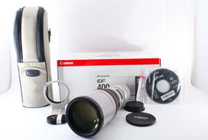 ◆極美品◆ Canon キャノン EF 400mm F5.6 L USM 元箱付き 6ヶ月動作保証 値引き交渉あり