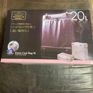 クーラーバッグ 20L 折りたたみ コンパクト 保冷バッグ