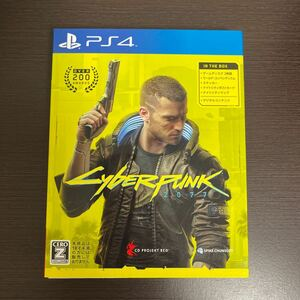 PS4 PS4ソフト サイバーパンク2077