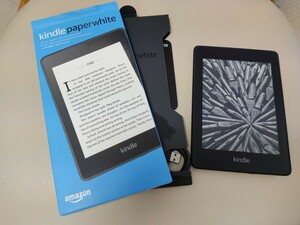 Kindle Paperwhite 第10世代 32GB 広告なし ブラック Wi-Fi 防水 充電ケーブル 保護フィルム付き