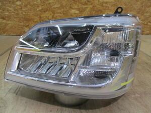 即決 ハイゼットトラック S500P/S510P LED 左ヘッドライト 純正 81170-B5150/ STANLEY W4567 刻印:DL