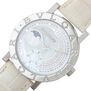 ブルガリ BVLGARI ブルガリブルガリ BB38SLMP シェル 腕時計 メンズ 中古