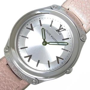 ルイ・ヴィトン LOUIS VUITTON フィフティーファイブ Q6J00 クオーツ 腕時計 レディース 中古