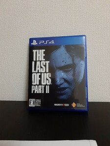 ps4 ラストオブアス2 THE Last of Us part2