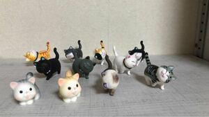 猫 猫雑貨 猫グッズ 猫置物 猫飾り 猫小物 人形 陶器 ねこ ネコ