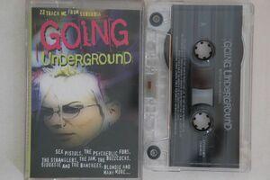 英Cassette Various Going Underground CRIMIDMC02 CRIMSON /00110の商品画像