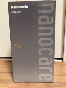 【新品未使用】【生産終了品】パナソニック Panasonic ヘアードライヤー ナノケア EH-NA0E-H【即日発送&匿名配送】