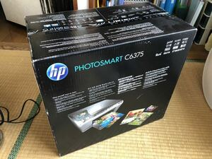 HP プリンター 【PHOTOSMART C6375】