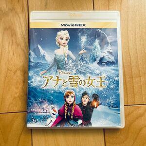 アナと雪の女王 ブルーレイ+純正ケース【国内正規版】新品未再生 MovieNEX ディズニー disney Blu-ray