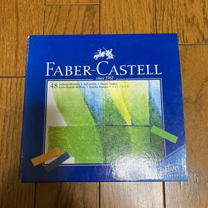 ファーバーカステル ソフトパステル 48本セット 高級画材 ドイツ製 FABER-CASTELL