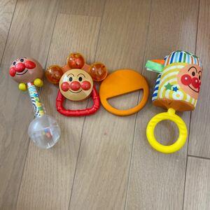 アンパンマン 赤ちゃんおもちゃ