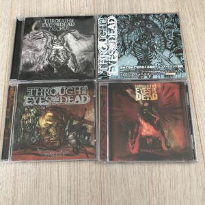 Through the Eyes of the Dead デスコア メロデス METAL BRUTAL DEATH