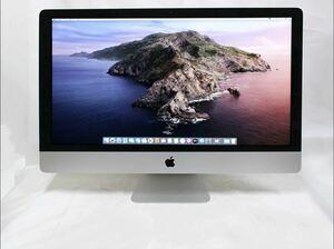 中古良品 2k 27インチ 薄型 Apple iMac A1419 Late 2012 OSX 10.15(正規版Windows10追加可能) i5-3470S 8G HDD-1TB カメラ GTX 660M★税無