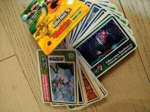 てれびげーむマガジン 特別付録 人気ゲームマンサイカードファイル ニュースーパーマリオブラザーズU/ルイージマンション2 カード