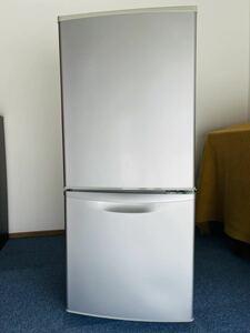 ナショナル2ドア冷凍冷蔵庫