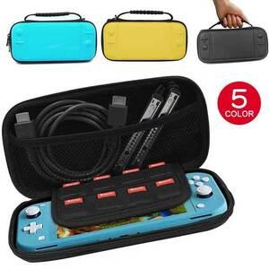 Nintendo Switch Lite 対応 ケース ATiC ニンテンドー スイッチライト キャリングケース 収納バッグ EVA素材 耐衝撃 全面保護☆4色選択/1点