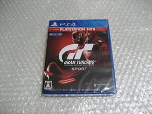 PS4 グランツーリスモSPORT