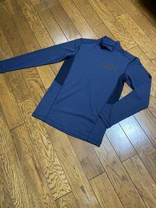 高級!パーリーゲイツ マスターバニー ゴルフシャツ 長袖 ハイネックシャツ ストレッチ吸汗速乾 サイズ4日本製 TSIグルーヴ正規品