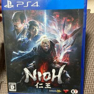仁王 PlayStation4 ゲームソフト