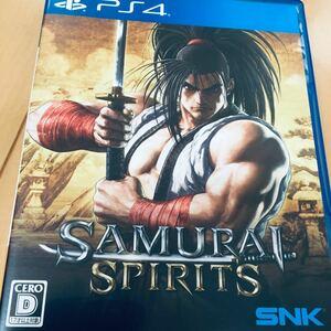PS4 サムライスピリッツ
