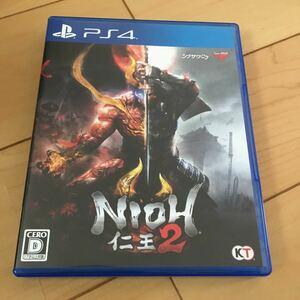 仁王2 PS4ソフト
