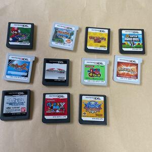 カセット8種 3DSソフト DSソフト 任天堂 マリオ Nintendo 3DS