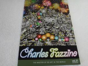 チャールズ・ファジーノVol,21パンフレット 1冊