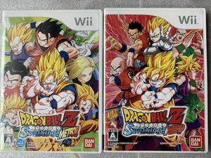 【送料無料】Wii ソフト★ドラゴンボールZスパーキングメテオ / ドラゴンボール ネオ  WETEOR NEO