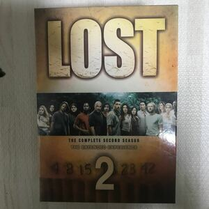 LOST シーズン2 COMPLETE BOX/マシューフォックスエヴァンジェリンリリージェフリーエイブラムス (製作総指揮)
