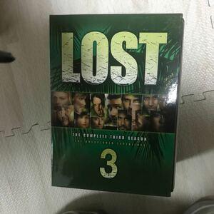 LOST シーズン3 COMPLETE BOX/マシューフォックスエヴァンジェリンリリージェフリーエイブラムス (製作総指揮)