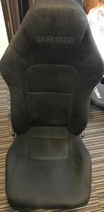 BRIDE STREAMS BK back s gold seat heater less exhibition goods (D/P) unused pick up possible