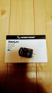 ホビーウイング HOBBYWING XeRUN-V10 BLACK G3R ブラシレスモーター 13.5