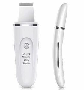 ウォーターピーリング 超音波 美顔器 超音波振動 男女兼用