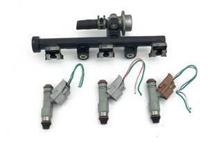 _b70031 ダイハツ ミラココア X DBA-L675S インジェクター デリバリーパイプ KF-VE L685S