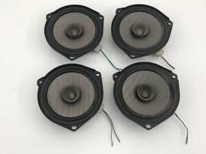 _b70031 ダイハツ ミラココア X DBA-L675S ドア スピーカー フロント リア リヤ 左右 86160-B4010 L685S