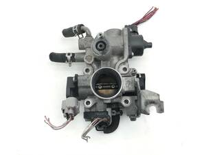 _b72932 スズキ セルボ GリミテッドⅡ DBA-HG21S スロットルボディ センサー付き K6A