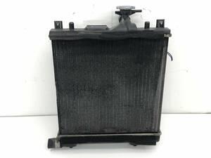 _b72932 スズキ セルボ GリミテッドⅡ DBA-HG21S ラジエター ラジエーター 電動ファン付き モーター 168000-7600