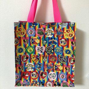 ハンドメイドバッグ 紙袋型バッグ ディズニー ハンドメイド ミキミニ