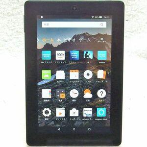 Amazon Kindle Fire HD7 第4世代 8GB ブラック タブレット SQ46CW(中古動作品)