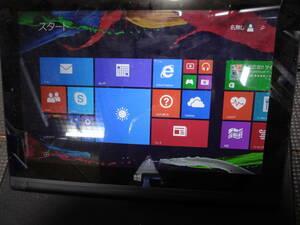 Lenovo タブレット YOGA Tablet 2 SIMフリー 59435738 / 2GB / 32GB / Windows / Microsoft Office /10.1型W  YOGA Tablet 2-1051L