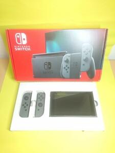ニンテンドースイッチ本体 Nintendo Switch グレー