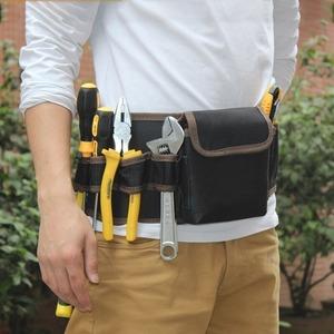 【送料無料】工具ポーチ 腰袋 収納 工具差し DIY 建築 作業道具ツール ウエストポーチ