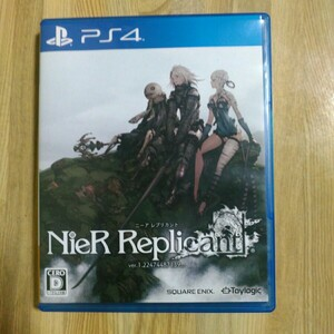 PS4 ニーアレプリカント  NieR スクウェアエニックス