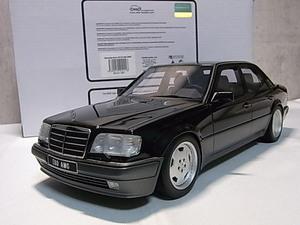 ★貴重!★Mercedes-Benz E60 AMG Black 1/18【W124 メルセデスベンツ】★美品!★OTTO/オットー★検索:Eクラス 500E